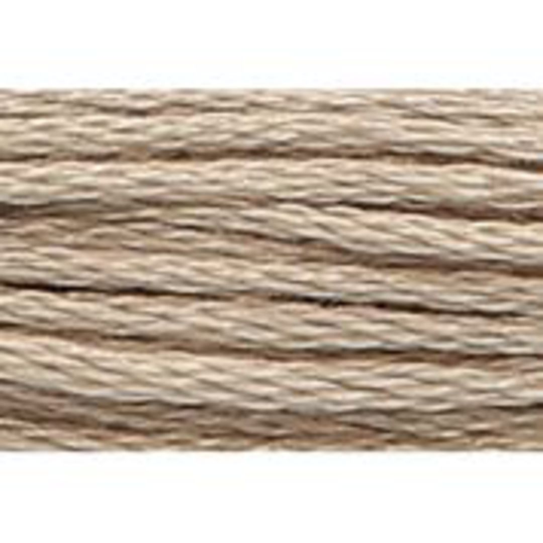 Stranded Cotton Cross Stitch Threads - Brown  Shades image 12