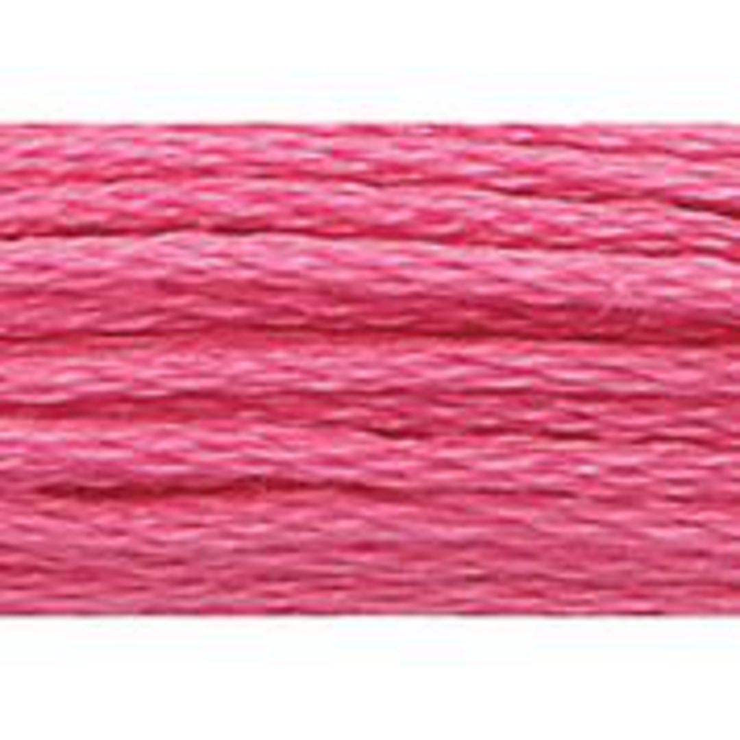 Stranded Cotton Cross Stitch Threads - Pinks Shades image 44