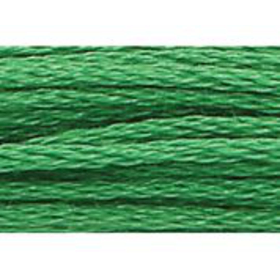 Stranded Cotton Cross Stitch Threads - Green Shades image 62