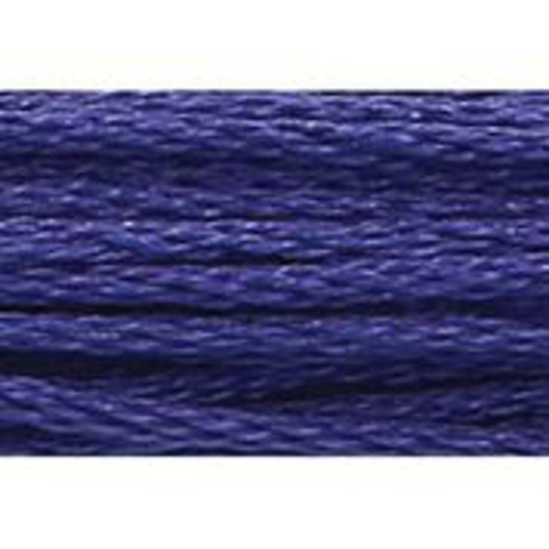 Stranded Cotton Cross Stitch Threads - Blue Shades image 38