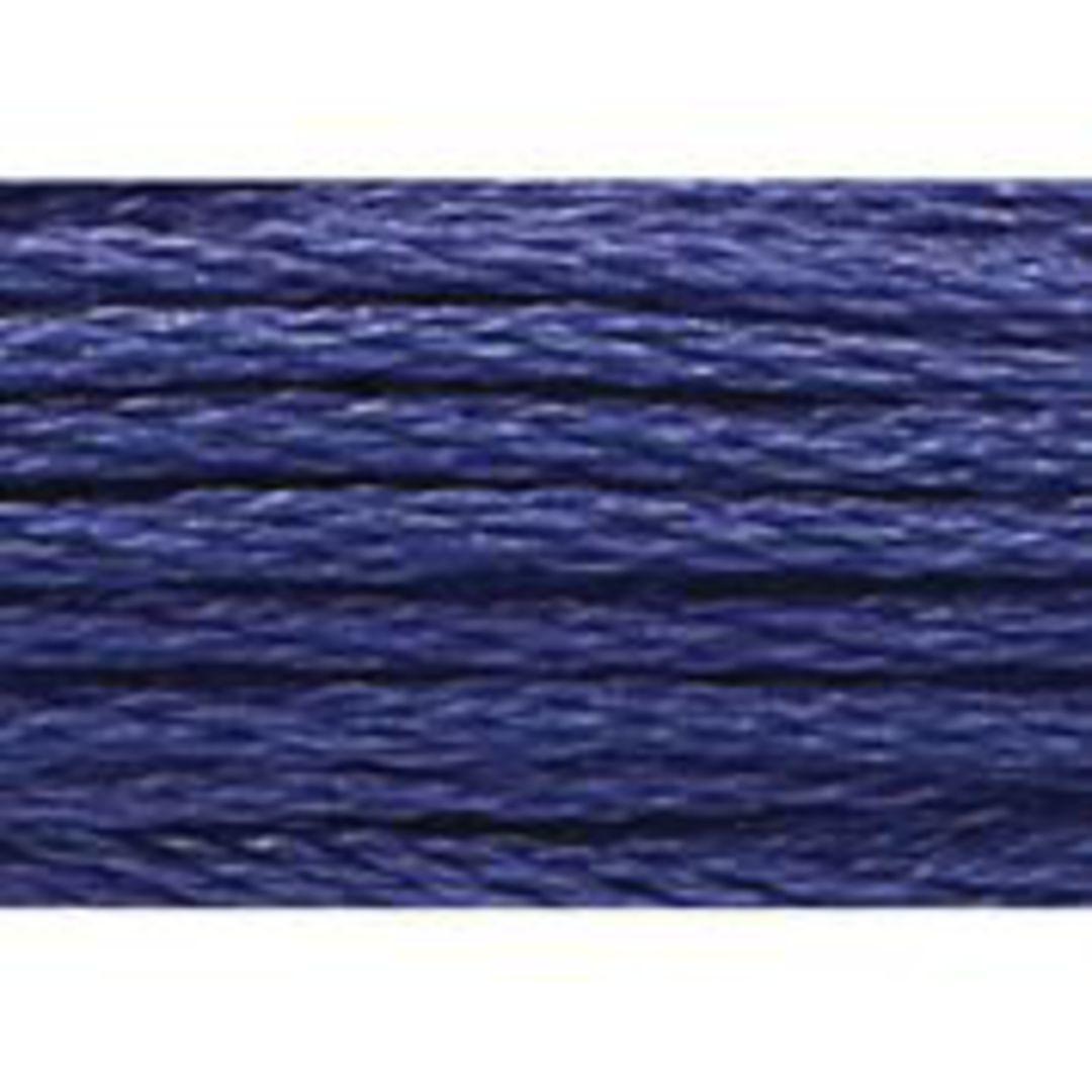 Stranded Cotton Cross Stitch Threads - Blue Shades image 74