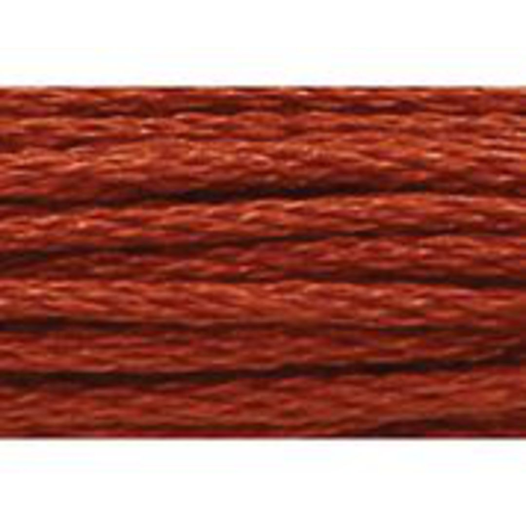 Stranded Cotton Cross Stitch Thread - Red Shades image 15