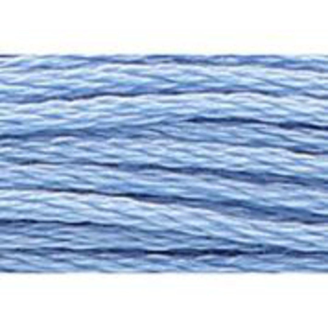 Stranded Cotton Cross Stitch Threads - Blue Shades image 70