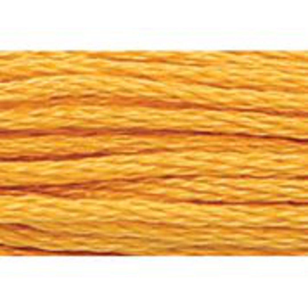 Stranded Cotton Cross Stitch Threads - Yellow Shades image 23