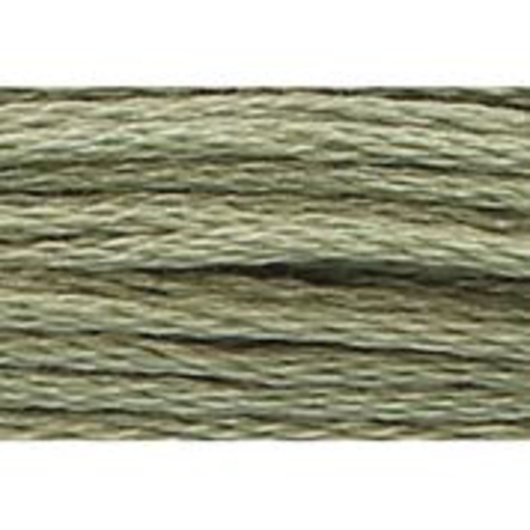 Stranded Cotton Cross Stitch Threads - Green Shades image 22