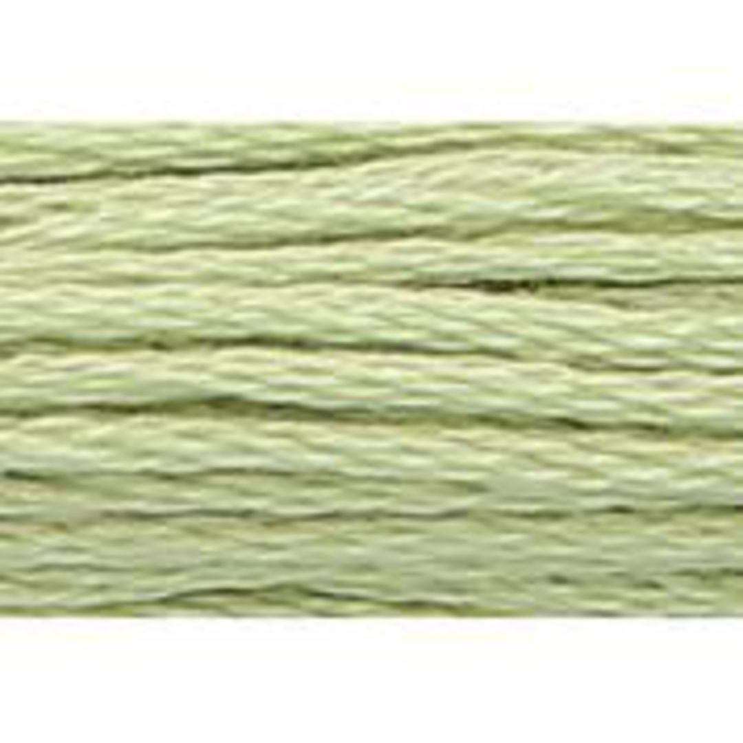 Stranded Cotton Cross Stitch Threads - Green Shades image 40