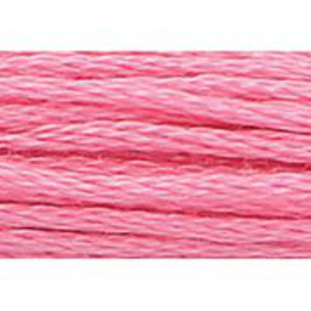 Stranded Cotton Cross Stitch Threads - Pinks Shades image 47