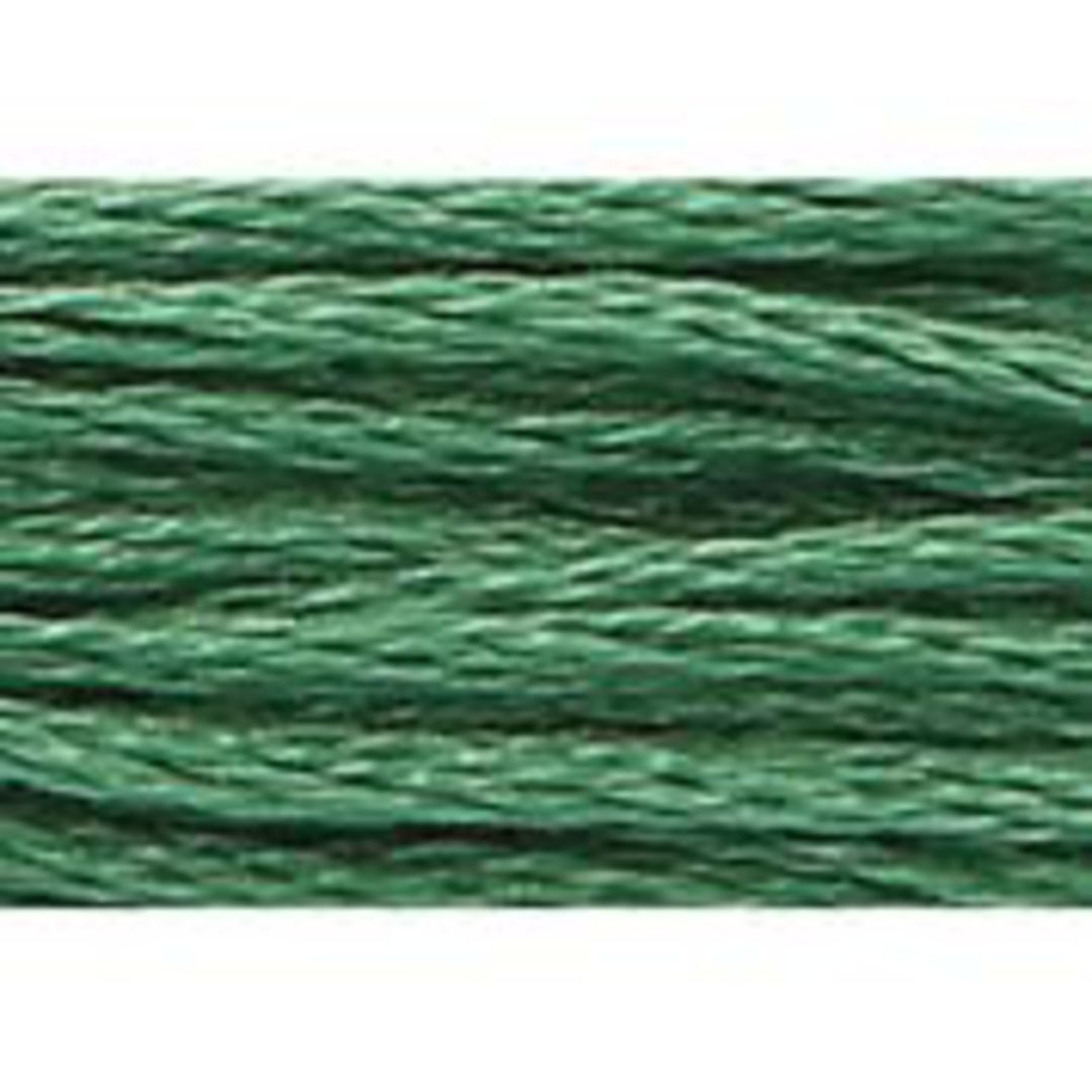 Stranded Cotton Cross Stitch Threads - Green Shades image 73
