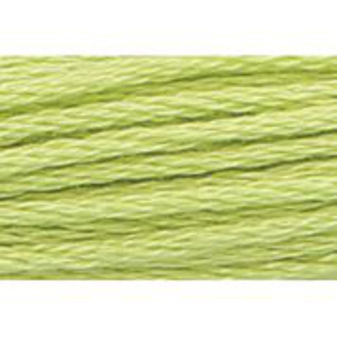 Stranded Cotton Cross Stitch Threads - Green Shades image 49