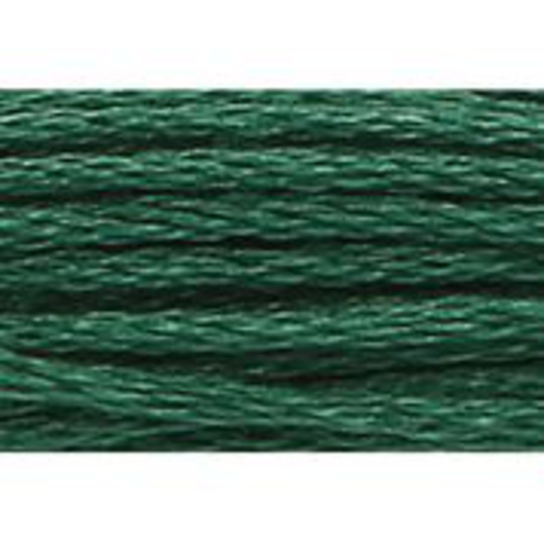 Stranded Cotton Cross Stitch Threads - Green Shades image 71