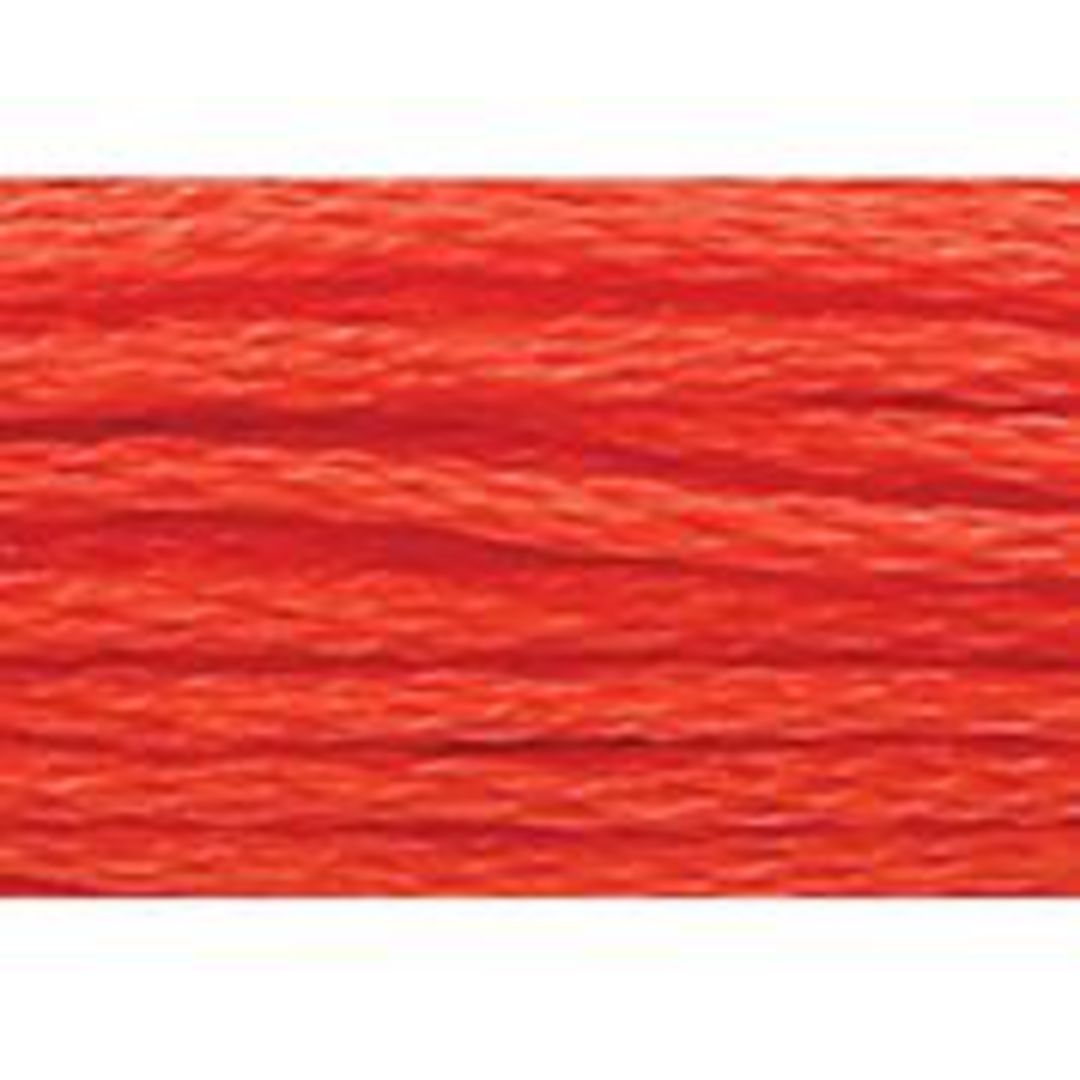 Stranded Cotton Cross Stitch Thread - Red Shades image 20