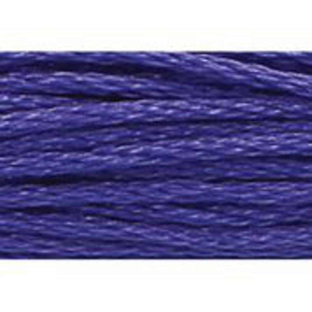Stranded Cotton Cross Stitch Threads - Blue Shades image 78
