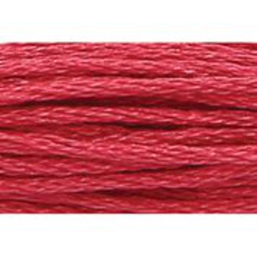 Stranded Cotton Cross Stitch Thread - Red Shades image 34