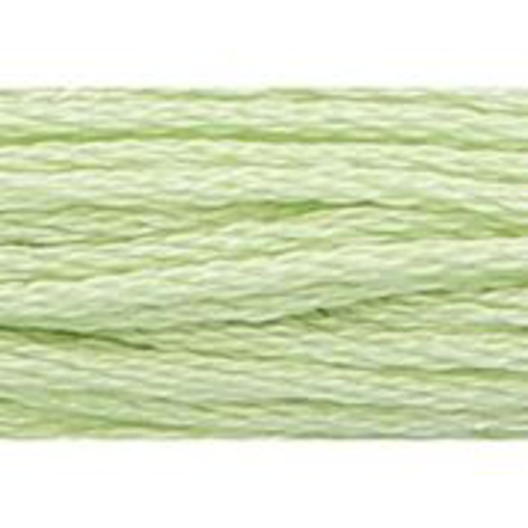 Stranded Cotton Cross Stitch Threads - Green Shades image 10