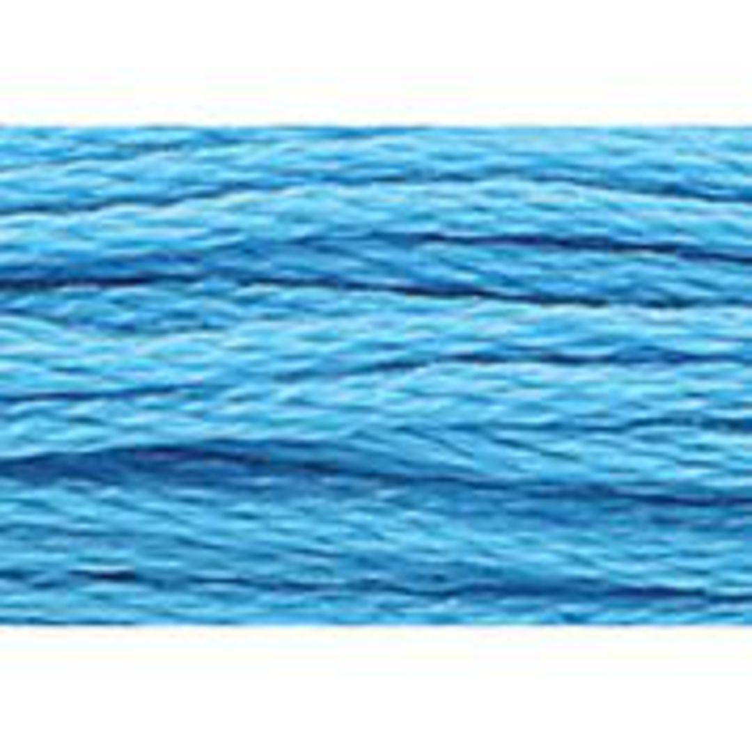 Stranded Cotton Cross Stitch Threads - Blue Shades image 35