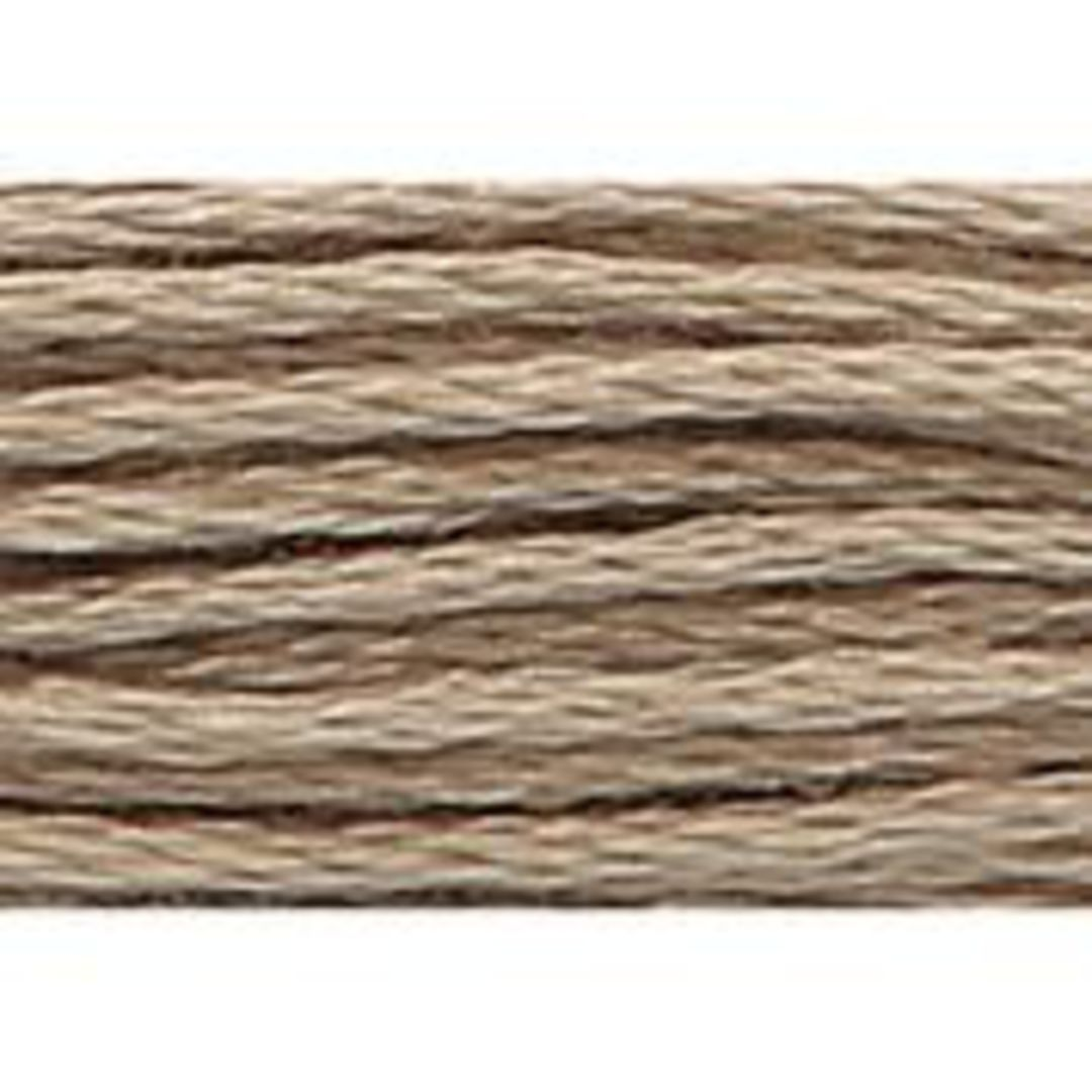 Stranded Cotton Cross Stitch Threads - Brown  Shades image 18