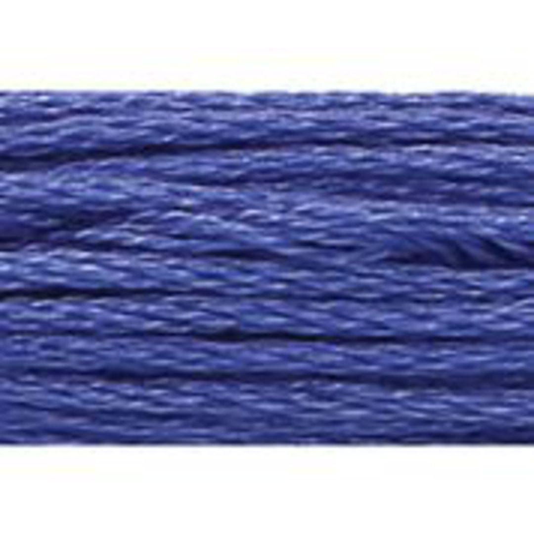 Stranded Cotton Cross Stitch Threads - Blue Shades image 39