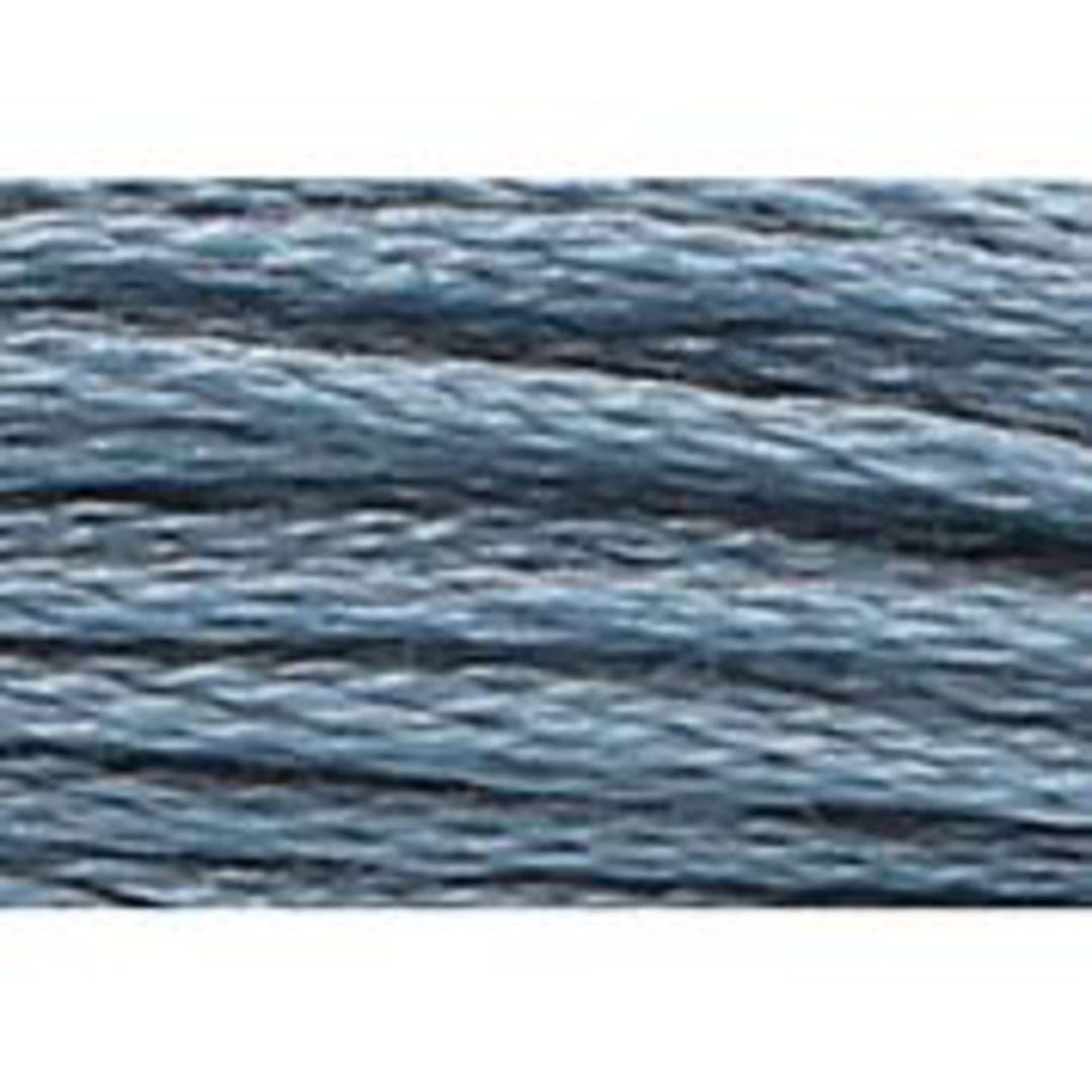 Stranded Cotton Cross Stitch Threads - Blue Shades image 31