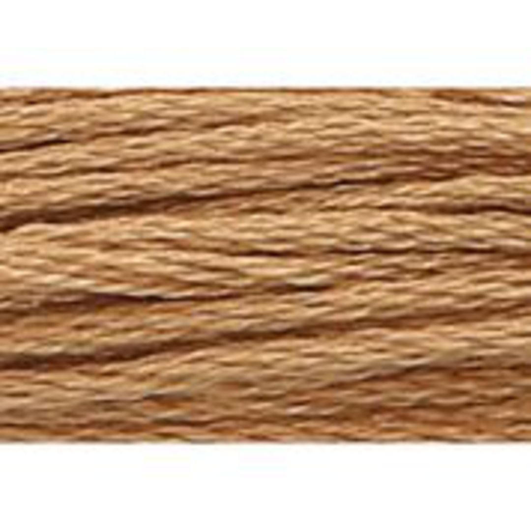 Stranded Cotton Cross Stitch Threads - Beige Shades image 9