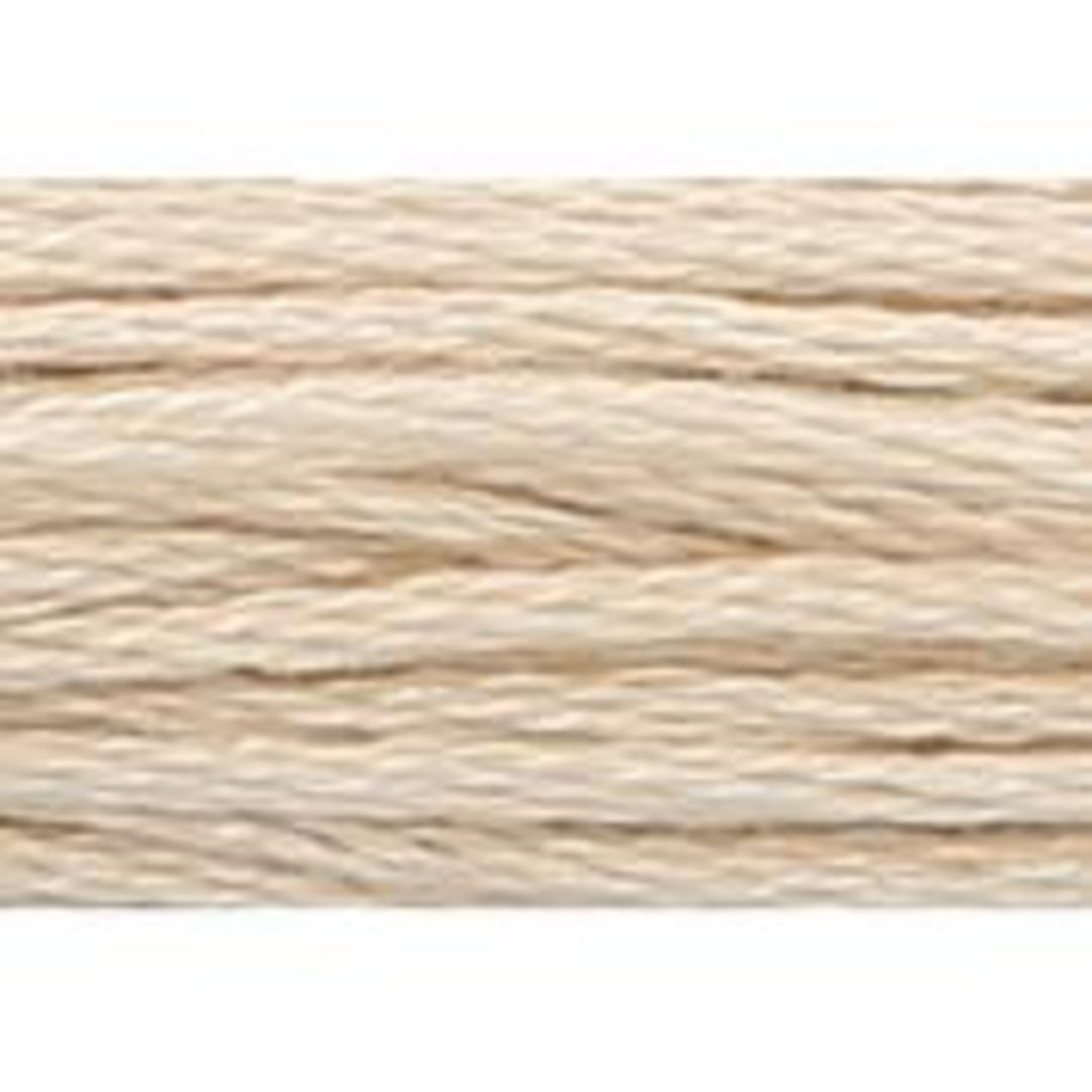 Stranded Cotton Cross Stitch Threads - Beige Shades image 6