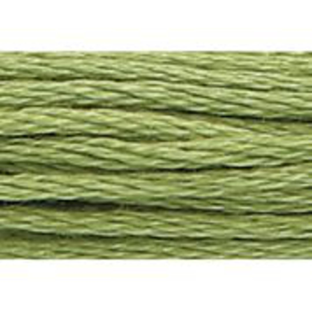 Stranded Cotton Cross Stitch Threads - Green Shades image 38