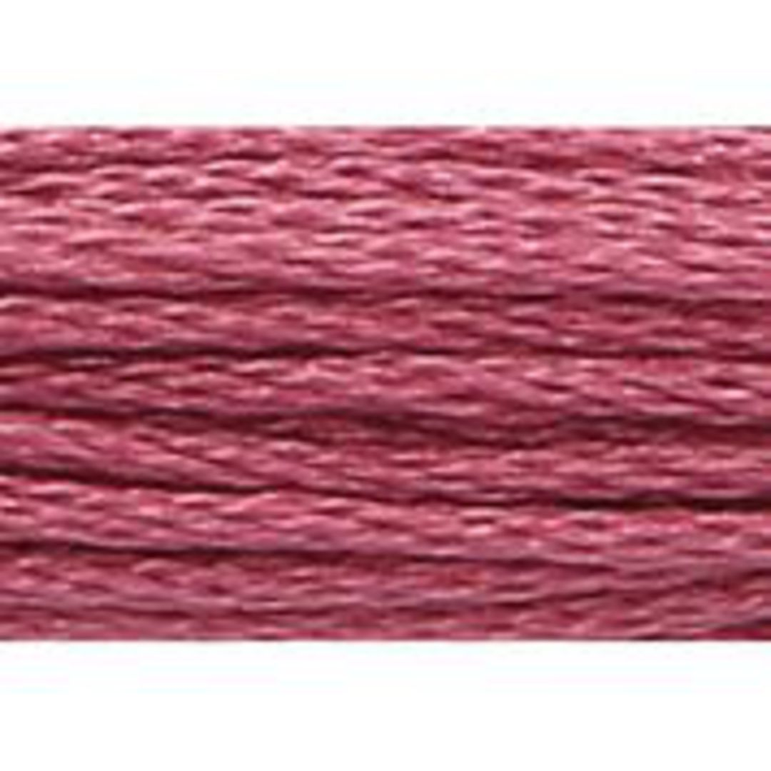 Stranded Cotton Cross Stitch Threads - Pinks Shades image 18