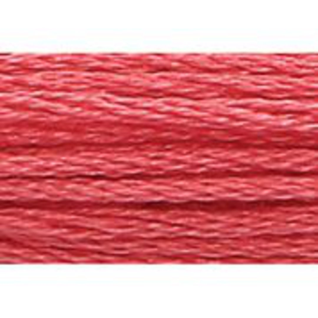 Stranded Cotton Cross Stitch Threads - Pinks Shades image 9