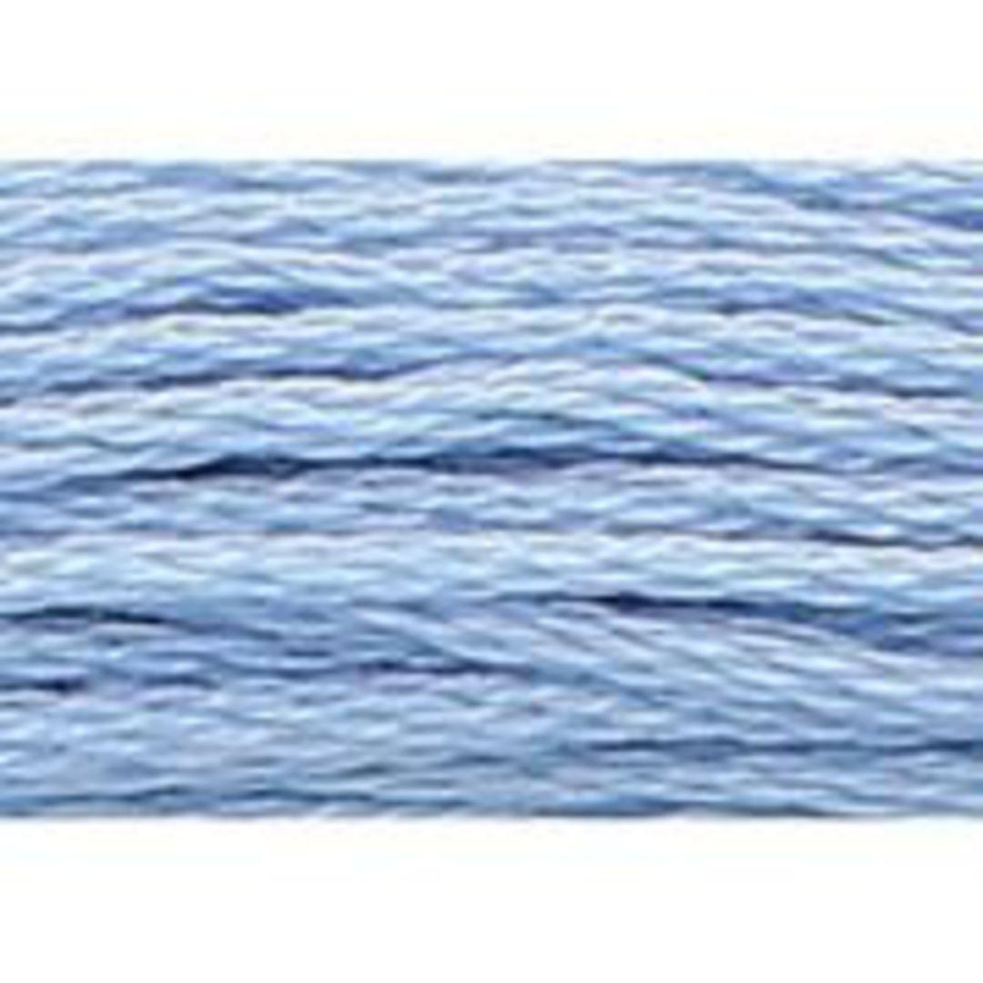 Stranded Cotton Cross Stitch Threads - Blue Shades image 71