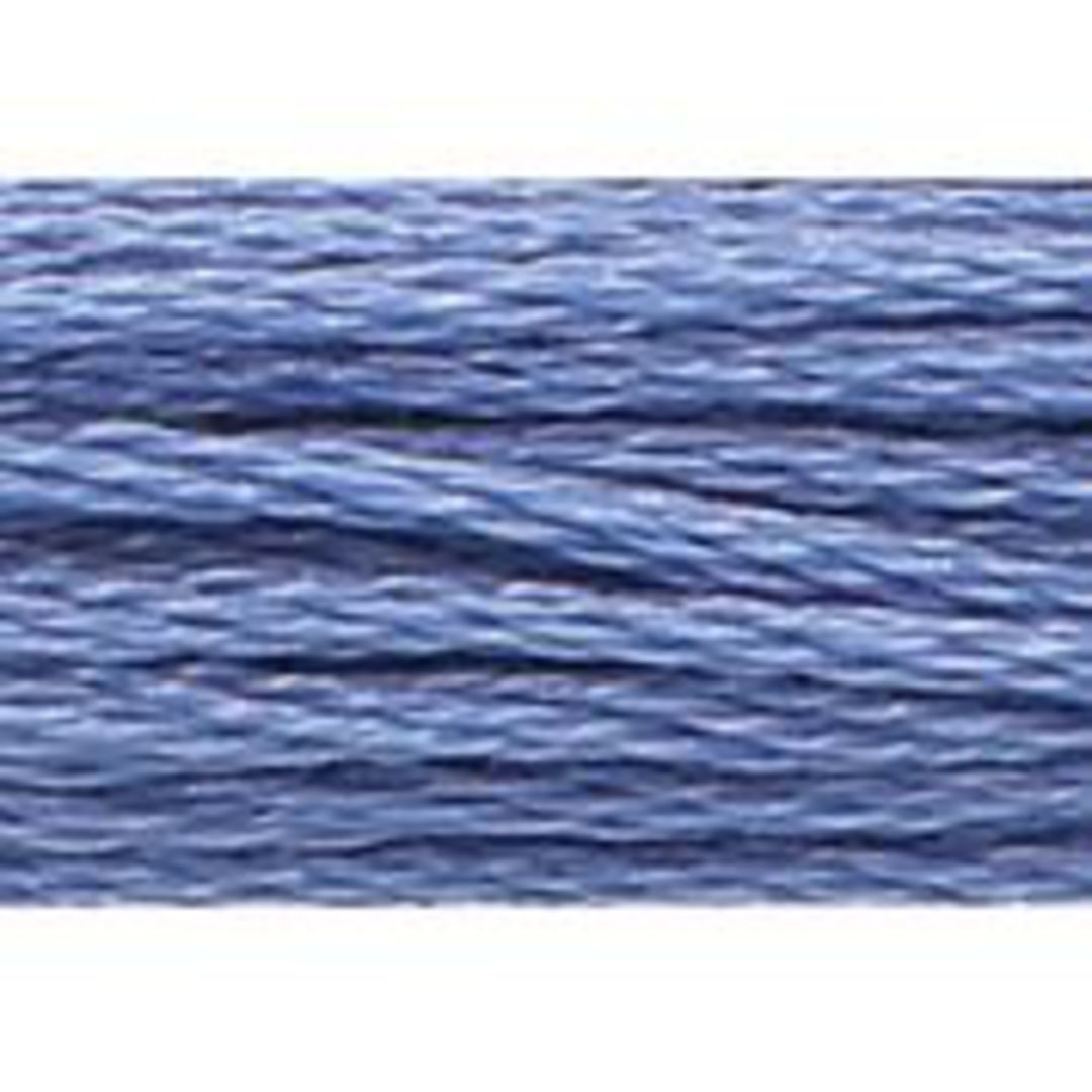 Stranded Cotton Cross Stitch Threads - Blue Shades image 40