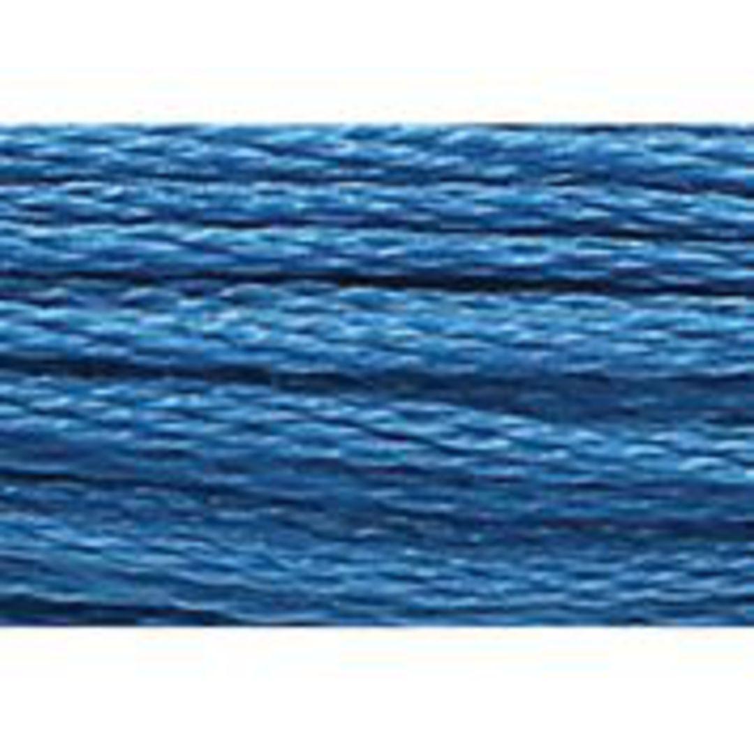 Stranded Cotton Cross Stitch Threads - Blue Shades image 47