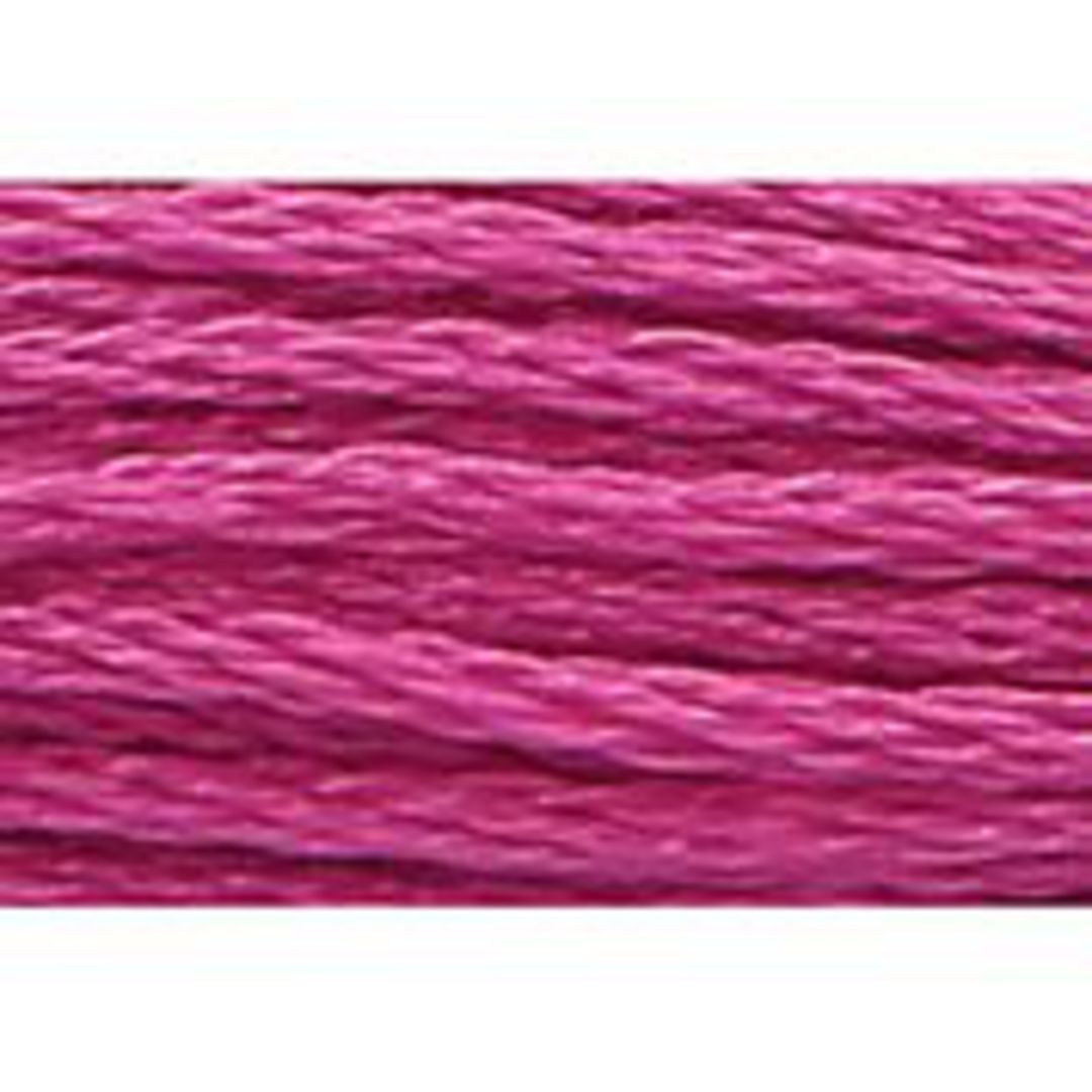 Stranded Cotton Cross Stitch Threads - Pinks Shades image 32