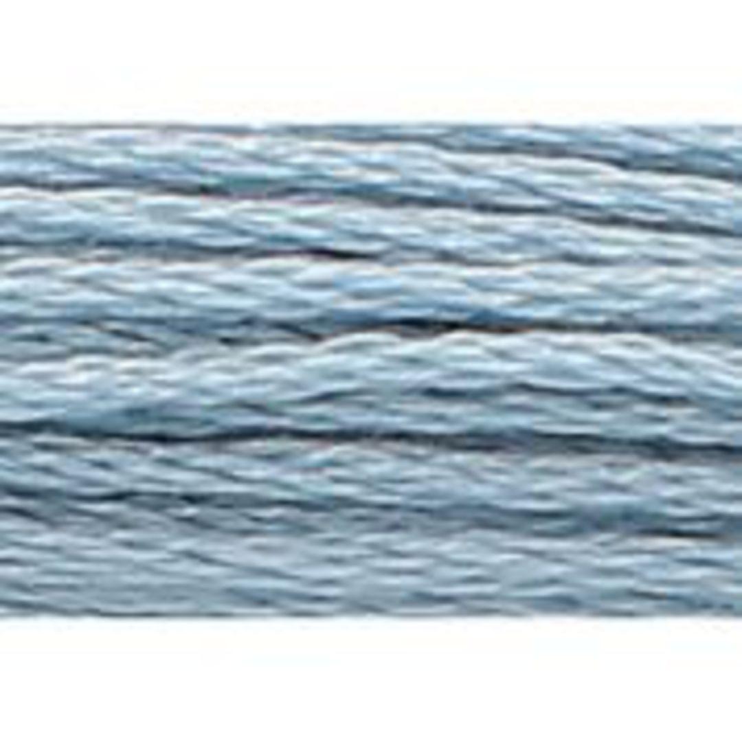 Stranded Cotton Cross Stitch Threads - Blue Shades image 24