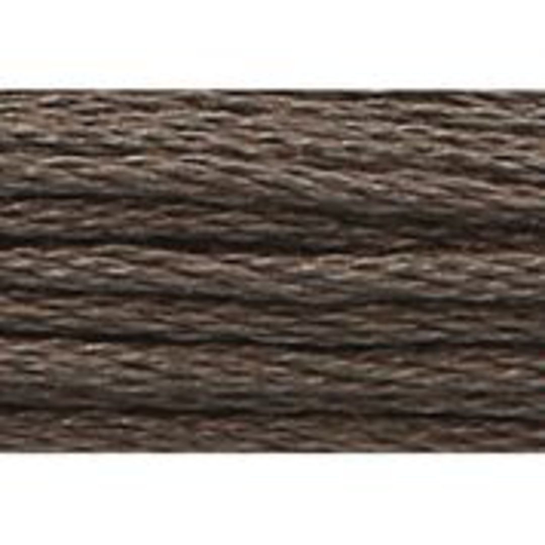 Stranded Cotton Cross Stitch Threads - Brown  Shades image 32