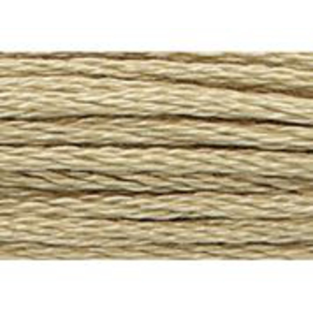 Stranded Cotton Cross Stitch Threads - Beige Shades image 2