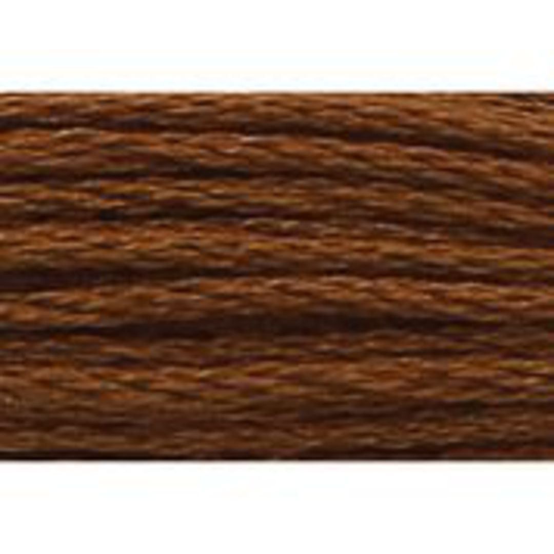 Stranded Cotton Cross Stitch Threads - Brown  Shades image 8