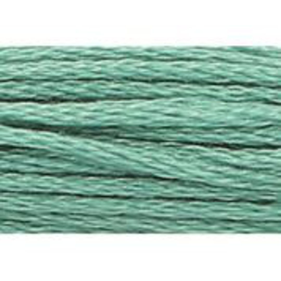 Stranded Cotton Cross Stitch Threads - Green Shades image 7