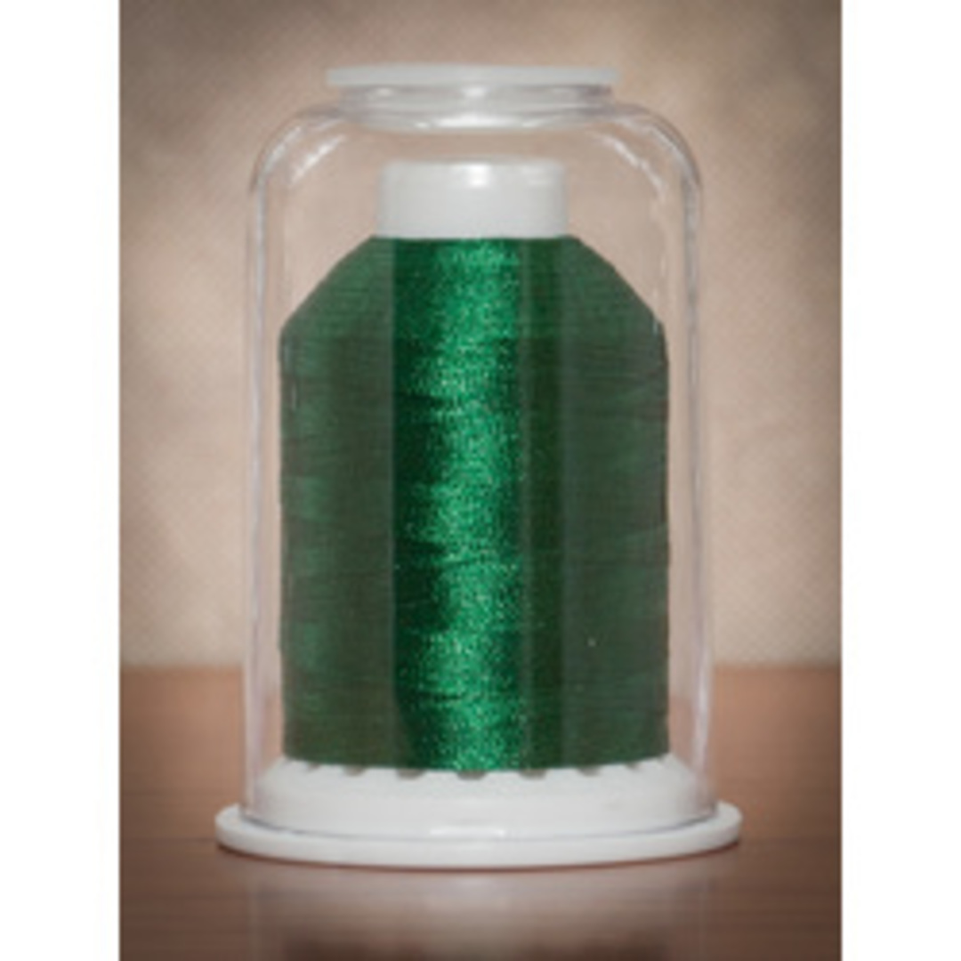 Hemingworth Thread - 1000m - Christmas Green 1109 image 0