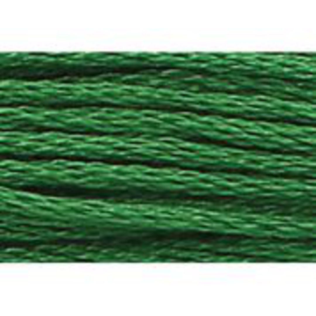 Stranded Cotton Cross Stitch Threads - Green Shades image 52