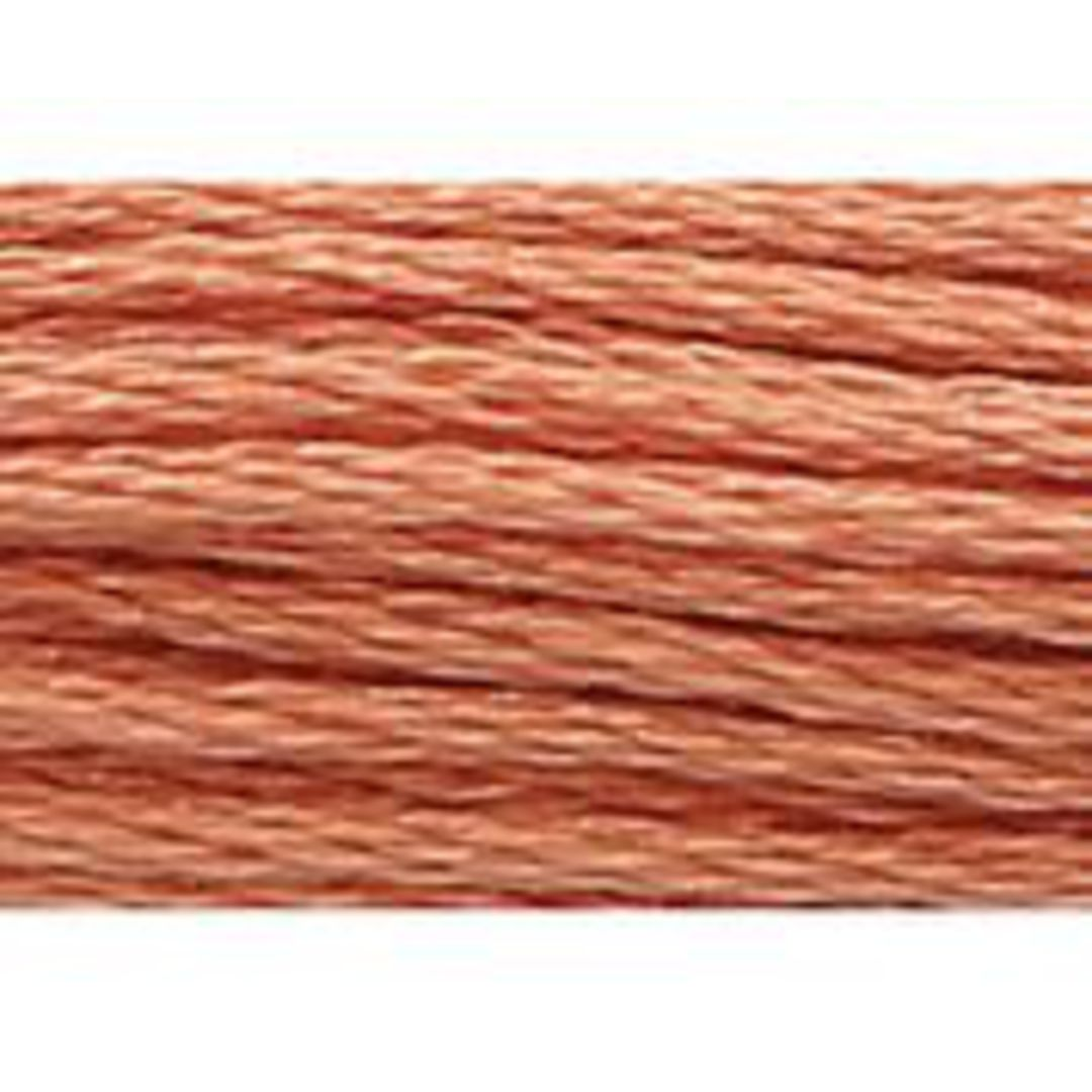 Stranded Cotton Cross Stitch Threads - Orange Shades image 22