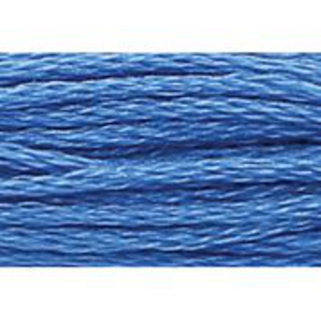 Stranded Cotton Cross Stitch Threads - Blue Shades image 61