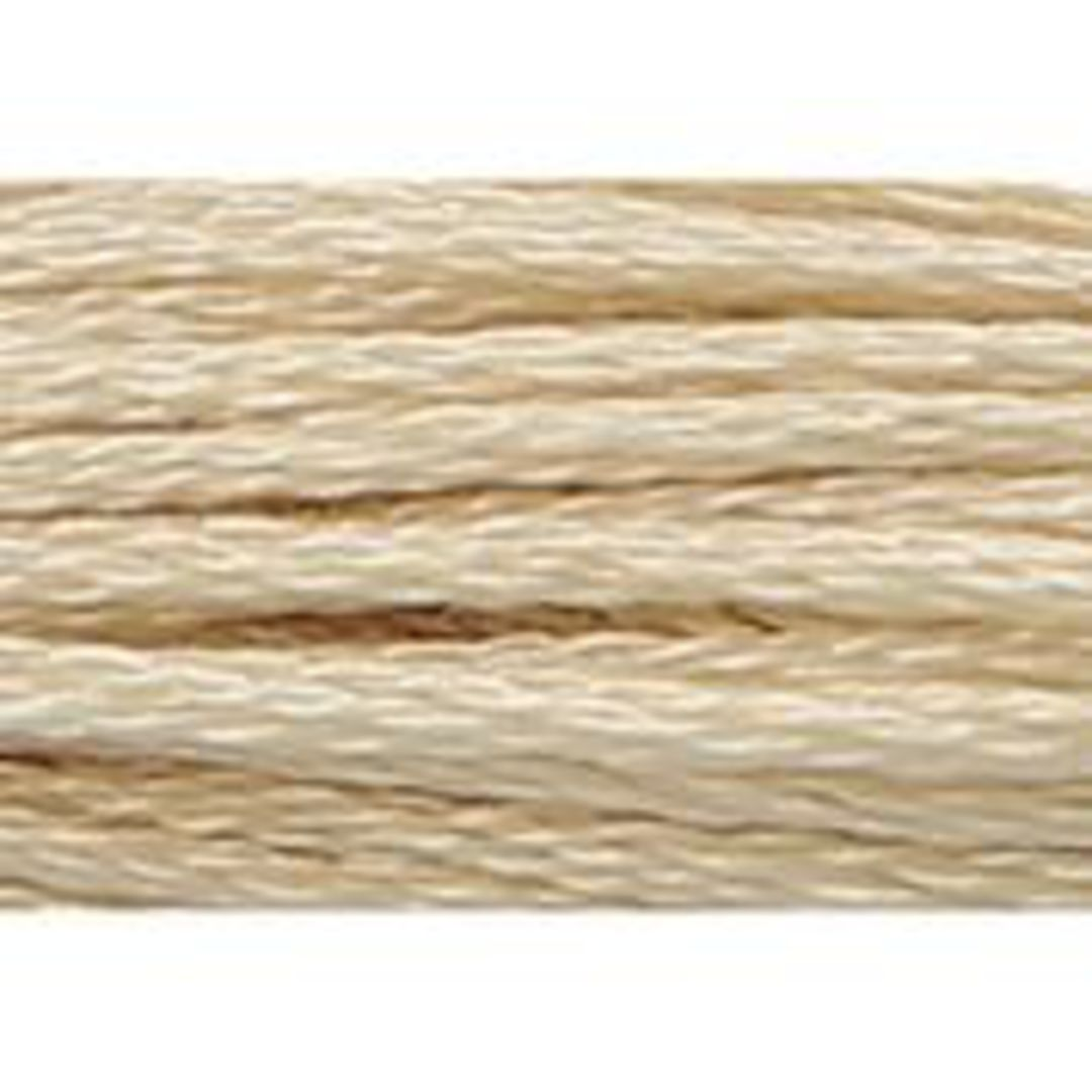 Stranded Cotton Cross Stitch Threads - Yellow Shades image 16