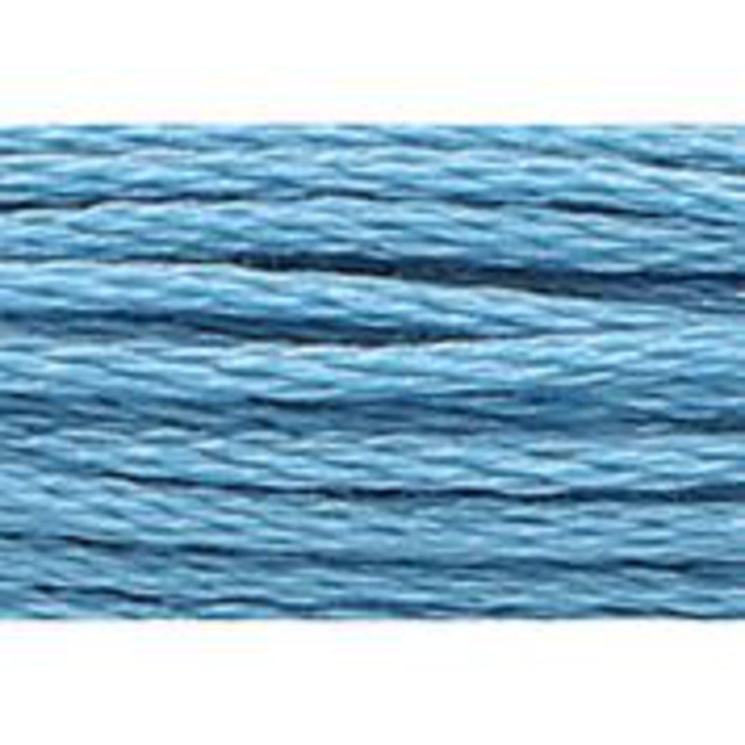 Stranded Cotton Cross Stitch Threads - Blue Shades image 14