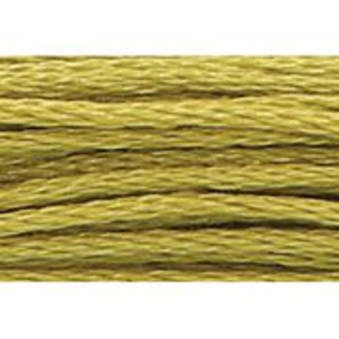 Stranded Cotton Cross Stitch Threads - Green Shades image 34