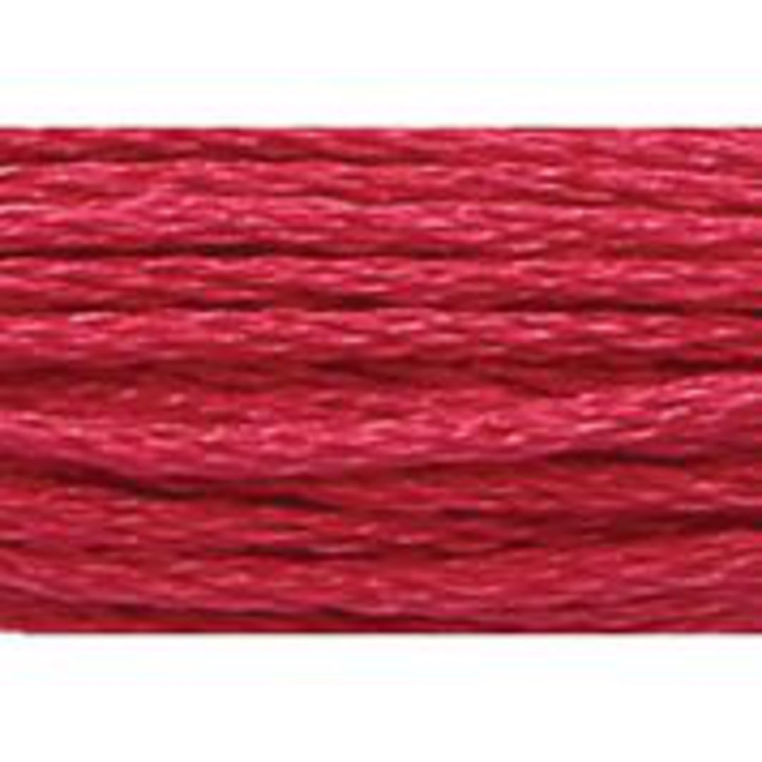 Stranded Cotton Cross Stitch Thread - Red Shades image 27