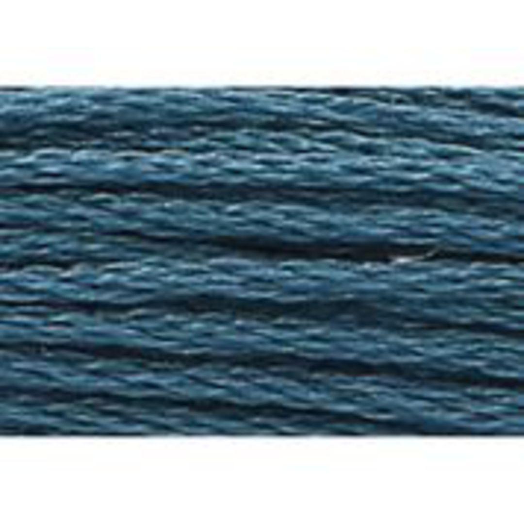 Stranded Cotton Cross Stitch Threads - Blue Shades image 33