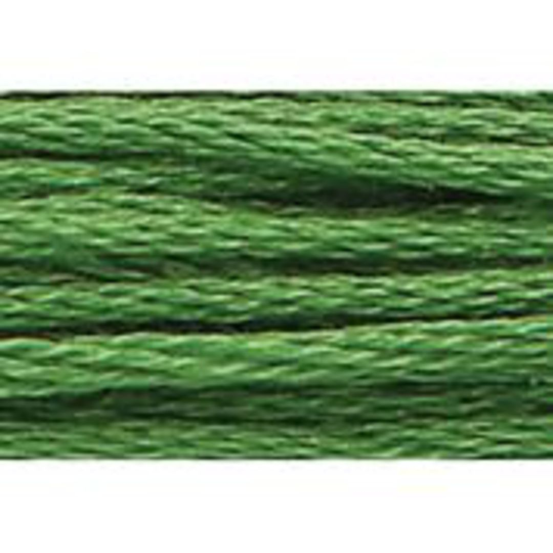 Stranded Cotton Cross Stitch Threads - Green Shades image 45