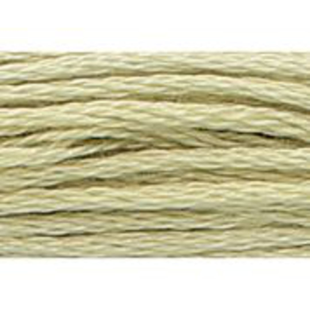 Stranded Cotton Cross Stitch Threads - Green Shades image 30
