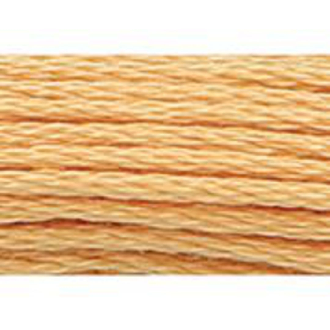 Stranded Cotton Cross Stitch Threads - Yellow Shades image 11