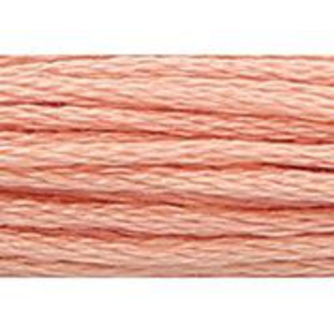 Stranded Cotton Cross Stitch Threads - Orange Shades image 26