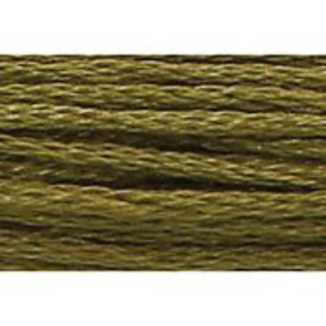 Stranded Cotton Cross Stitch Threads - Green Shades image 12